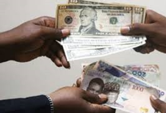 Naira Crashes Against Dollar