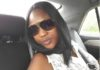 Only Lazy Ladies that Cheat on a Hustling man …Actress, Charity Asuquo