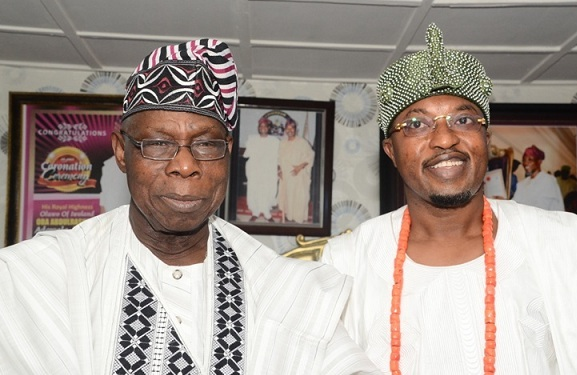 Obasanjo, Tinubu, Adenuga, others for Oluwo's 50th birthday