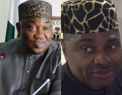 Actor Kenneth Okonkwo Berates Governor Ifeanyi Ugwuanyi