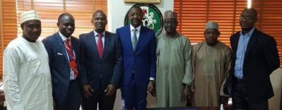 Ericsson Group Visits NCC, Expresses Interest in the Nigerian Market