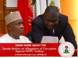 Senate Passes Motion to Set up Committee to Investigate NNPC