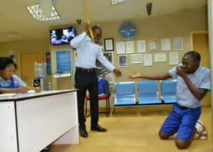 Stanbic IBTC Bank Staff Dresses in Uniform to Celebrate Customer Service Week