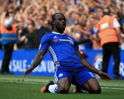 Victor Moses CAF Award Nomination Excites Chelsea
