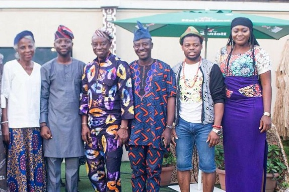 Alagba Tunde Kelani, Nollywood, Nigeria, cinematographer and the Chairman of the National Film and Video Censors Board (NFVCB), Piracy,