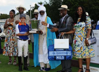 Access Bank plc, Access Bank Nigeria, Access Bank, Nigeria, UNICEF, Classrooms, Access Bank Polo Day, UK, Group Managing Director/CEO of Access Bank, Mr. Herbert Wigwe, Emir of Kano, Muhammadu Sanusi II, Mr. Aigboje Aig-Imoukhued, Shoreline, Keffi Ponies, Delaney, Access Bank Fifth Chukka