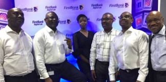 First Bank Nigeria, Digital Innovation Lab, #Firstbankdigitalinnovationlab, #firstbankdigitallab, banking, Nigeria,