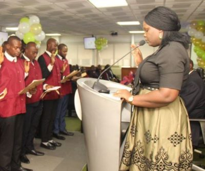 Nigerian Stock Exchange, qualified Clerks, NSE, Nigeria, business, Inducted Clerks