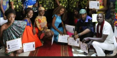 TOTAL Nigeria, Nigeria, Energy, Fashion, Poverty, Total-sponsored Fashion Industry Entrepreneurship Support Programme