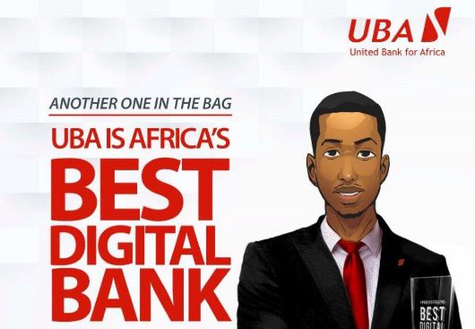 United Bank for Africa (UBA), Euro Money Awards for Excellence, UBA, Best Digital Bank in Africa, Banking, Nigeria, Awards for Excellence,