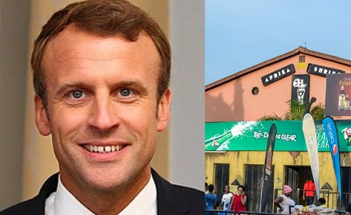 Ecobank, pan-African bank, French Season of African Cultures 2020 in Lagos, Nigeria, Charles Kie, Managing Director of Ecobank Nigeria, Emmanuel Macron, President of France, 'A Celebration of African Culture', Fela Kuti,