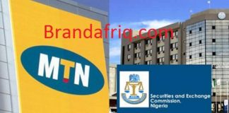 MTN Nigeria Limited, MTN Nigeria, #MTNnigeria, #MTN, Telecommunication, Brands, Nigeria, #Brands, Securities and Exchange Commission (SEC), Nigerian capital market, Initial Public Offering (IPO),