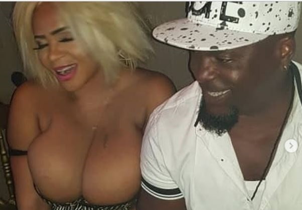 Cossy Orjiakor, Nollywood, beauty, b00bs, movies, entertainment