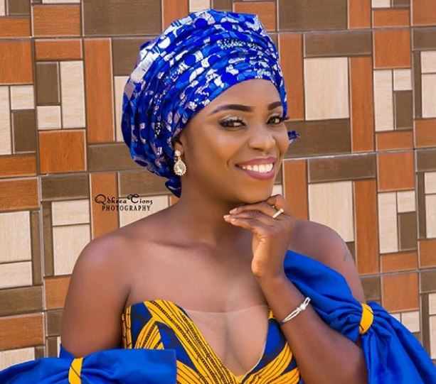 Actress, Eloho Festus, Introduction, Marriage, Nollywood, traditional marriage