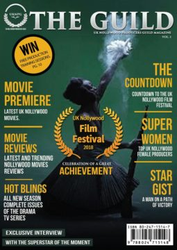 UK Nollywood Producers Guild, Nollywood, Producers, UK, movies, Entertainment, UK Nollywood Film Festival, Black History Month, DoubleTree by Hilton Hotel, African Film Producers, Directors