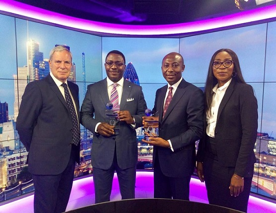 "Keystone Bank wins again, clinches ""Africa's Best Customer Service Provider 2018"" and ""Best Innovation in Retail Banking Nigeria 2018"" at the International Banker Awards in London"