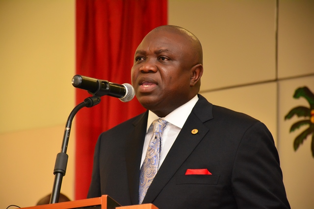 Governor of Lagos State, Mr. Akinwunmi Ambode, entertainment, Lagos state, Nigeria, mobile app platform, AfrigoldTV, Chief Ifeanyi Dike, Executive Secretary, Lagos State Film and Video Censors Board, Mr. Bamidele Balogun,