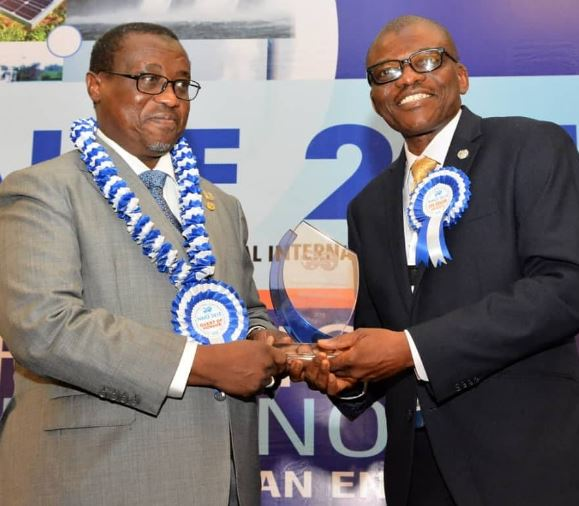 Nigerian National Petroleum Corporation (NNPC), Joint Venture (JV), Foreign Direct Investments (FDI), Group Managing Director of the Corporation, Dr. Maikanti Baru, 42nd Society of Petroleum Engineers (SPE), Nigerian Annual International Conference & Exhibition (NAICE)