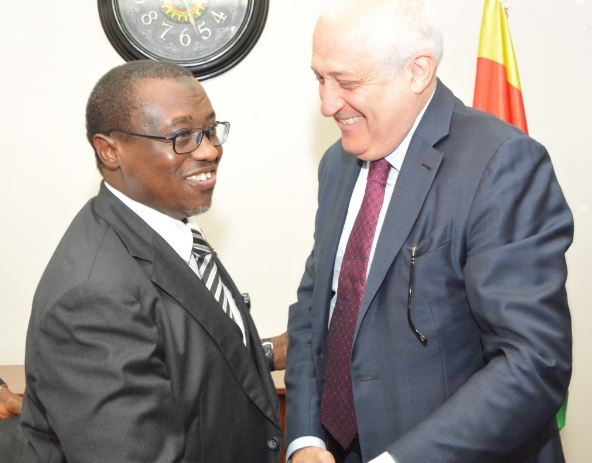 Federal Government, NNPC, Nigerian National Petroleum Corporation, Niger Delta, Chief Operating Officer, Upstream, Eni, Mr. Antonio Vella, Nigerian Agip Oil Company (NAOC), Group Managing Director of the NNPC, Dr. Maikanti Baru, Nigeria, Oil and Gas
