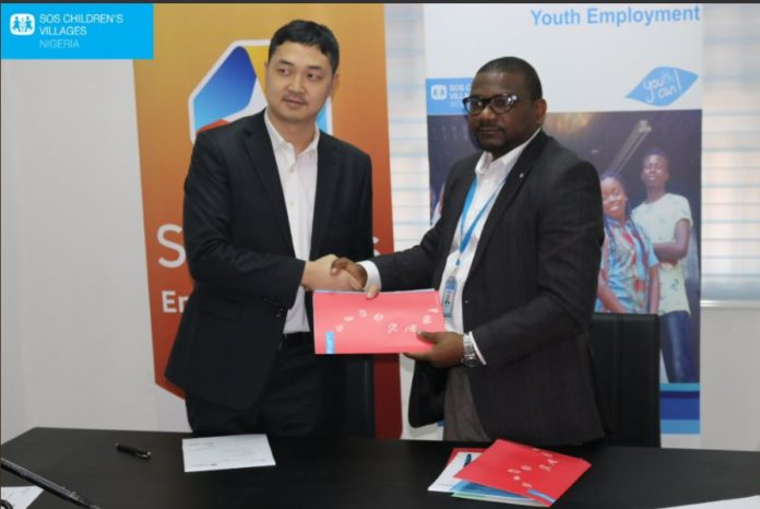 SOSCV Signs MoU with Startimes Nigeria Director