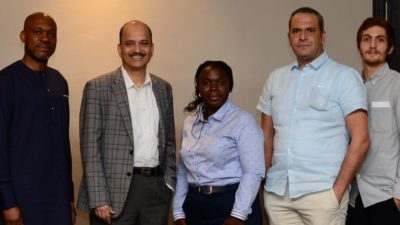 Unilever Nigeria, Unilever Global Foods President, Nitin Paranjpe, Nigeria, brands, Blue Band margarine, Pears baby care goods, Vaseline petroleum jelly, Lux soap, Close Up toothpaste