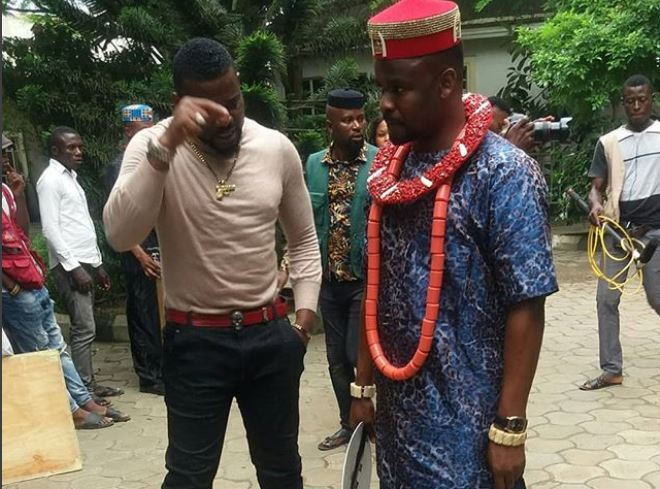Nollywood, Movies, Zubby Michael, Emeka Enyiocha, Family, Acting, behind the Scene