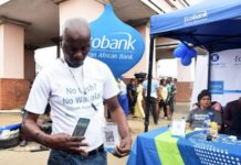Ecobank Launches EcobankPay at Oshodi, First Photos