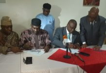 SON, MAN SIGN MoU TO PROMOTE ECONOMIC DEVELOPMENT
