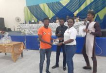 Photos from Zenith Bank UNICAL Student Union Partnership