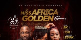 BBNaija Star, Diane Set Host 2019 Miss Africa Golden Awards