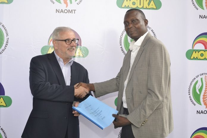 Mouka Gets Endorsed by NAOMT Ahead of 60th anniversary