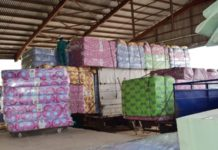 Mouka Foam Re-strategizes in War against Malaria