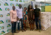 Mouka Nigeria Shares Relief Materials to Chibok Community