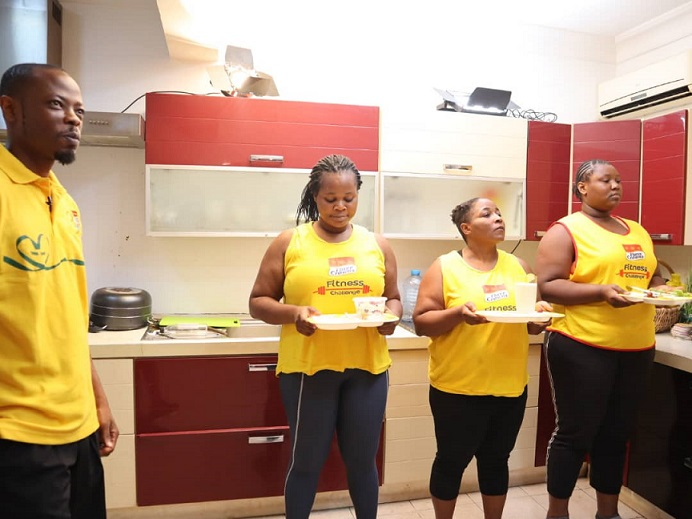 Three Crowns Partners Nigeria's 1st weight loss reality TV Show