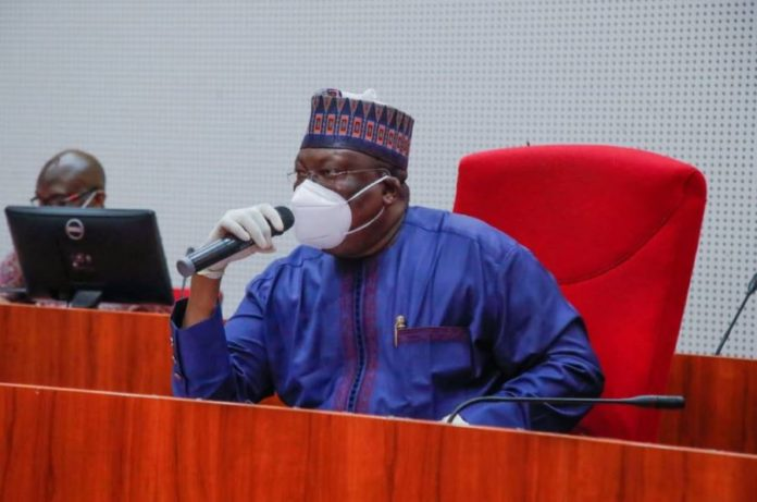 Giving out N20,000 per Person is not the Best Approach-Senate President
