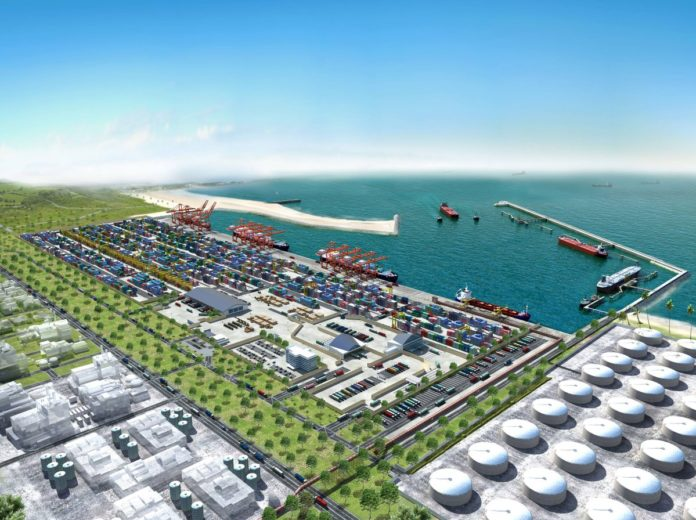 Lekki Port Approves Appointment of Du Ruogang as New CEO