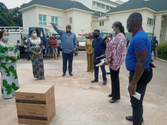 COVID-19: Interswitch Group Pays Health Workers Allowance, Donates Medical Equipment