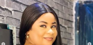 Nollywood Actress, Uju Okoli