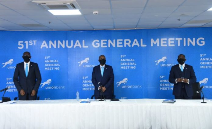 Shareholders of Union Bank of Nigeria Approves 2019 Annual Accounts