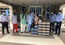 Nigerian Breweries Donates Non-alcoholic Malt and Energy Drinks