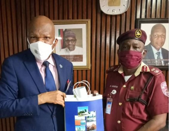 OAU PARTNERS FRSC ON DRIVING SCHOOL, LICENSING OFFICE