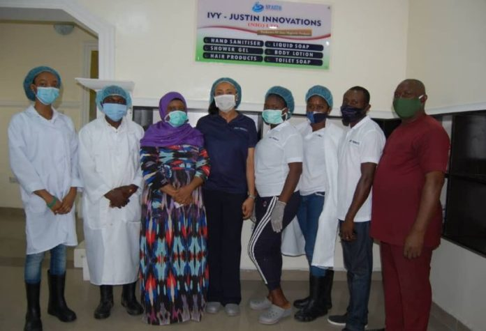 COVID-19: SON Extends Technical Support to Sanitizers Manufacturers