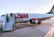 Azman Air Successfully Evacuates 117 Stranded Nigerians from Saudi Arabia