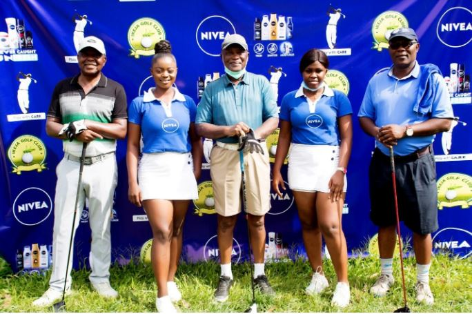 NIVEA Partners Ikeja Golf Club on Monthly Medal Competition