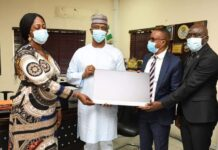 NCC Boosts NFIU's Operations with ICT Tools