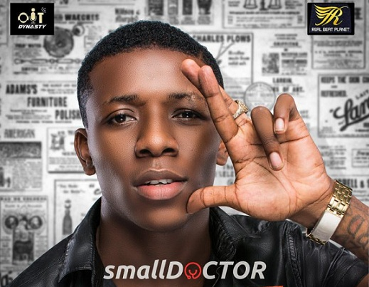 Singer, Small Doctor's smartness has just been proven wrong after his performance at Ibadan recently and he was visited by the sharp guys of the state.