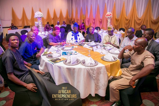 Personalities, Brands Honoured At The African Entrepreneurs Merit Award