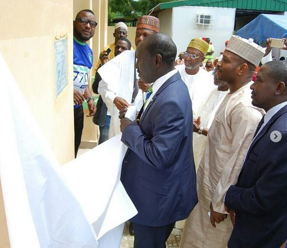 Fidelity Bank Commissions Urban Maternity, Child Welfare Clinic in Bauchi