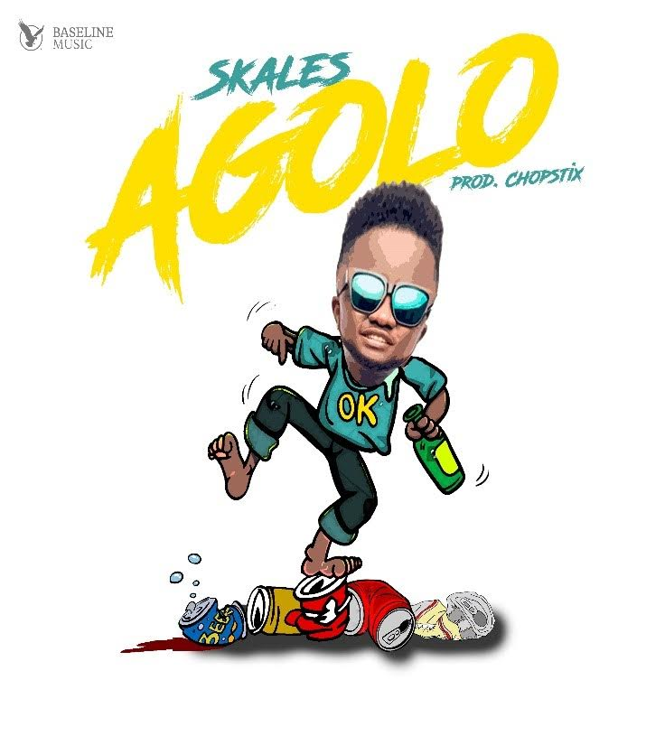 Skales Releases New Single Titled'Agolo'