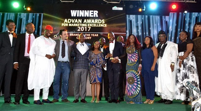 Heineken Nigeria, MTN Foundation, Barcity Media Wins Big at ADVAN Awards